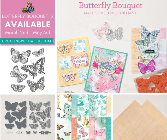 Butterfly Bouquet Suite