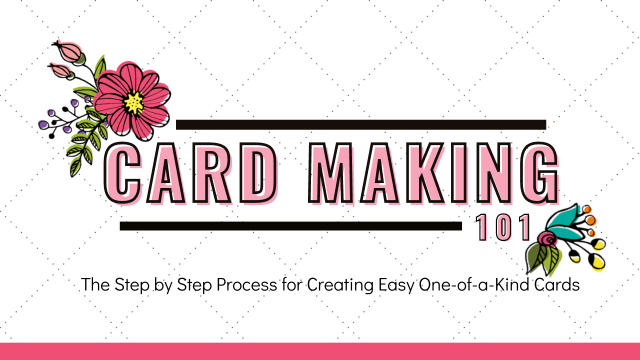 Card Making 101 Program