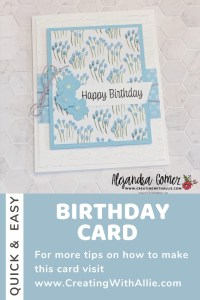 Three Easy Cards using the You're a Peach Suite from Stampin' Up!