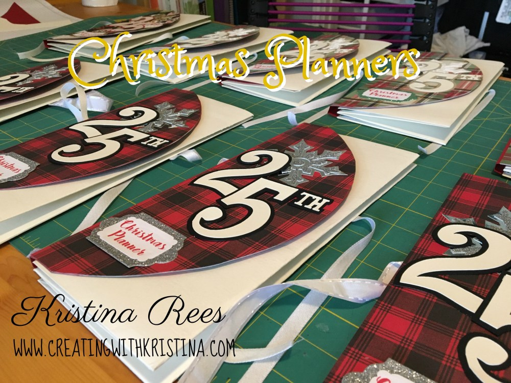 Christmas Planners feature image