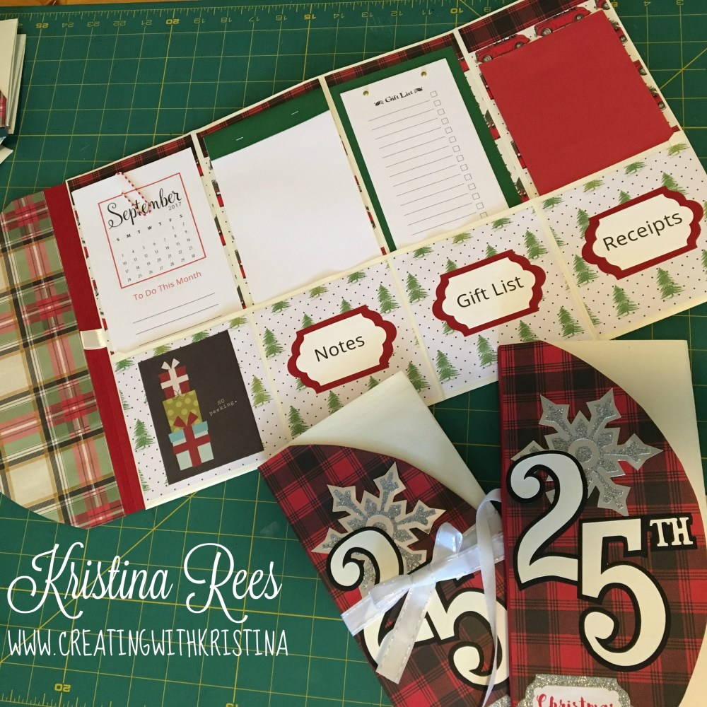christmas planners