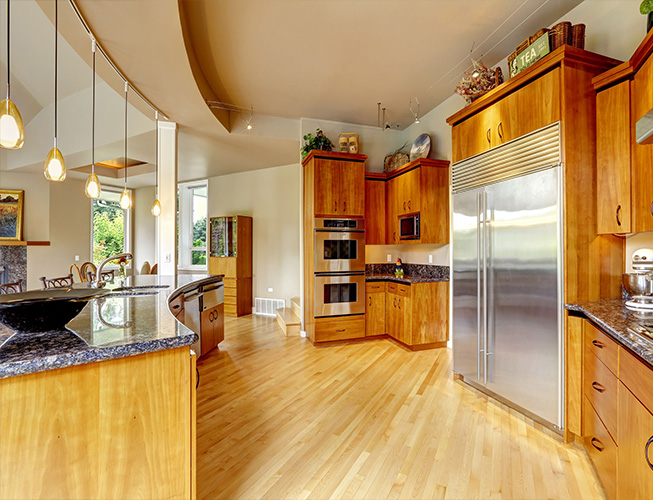 Designing Your Kitchen Bath Kitchen Basics Pyramid Flooring Systems