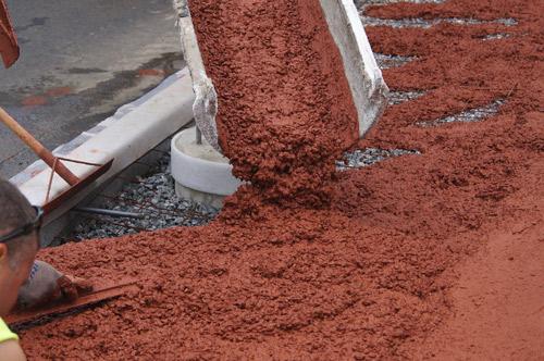 comment colorer son beton avantages