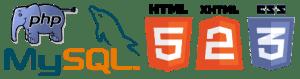 Divers logos Web