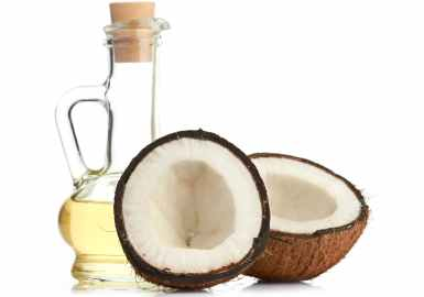 Coconut oil for acne and omega-3 health benefits.