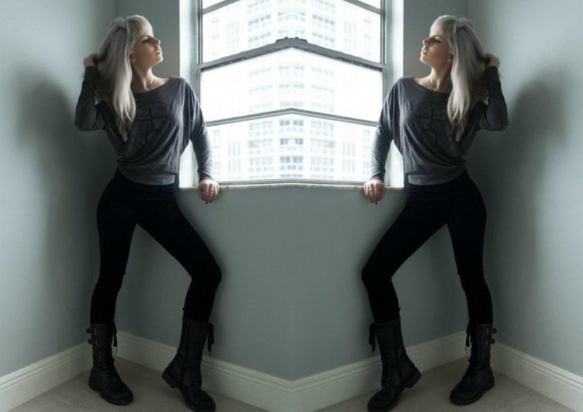 UNIQLO Corduroy Leggings - Creation Despite - Miami Blogger