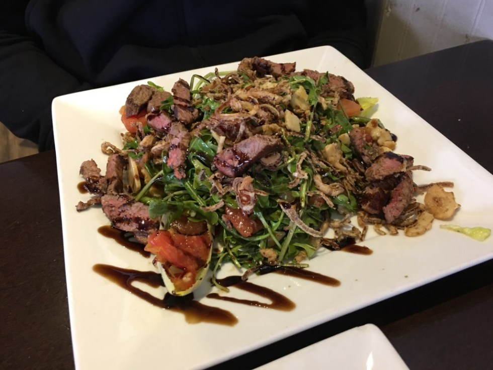 Steak Salad - Leo and Lily's Review