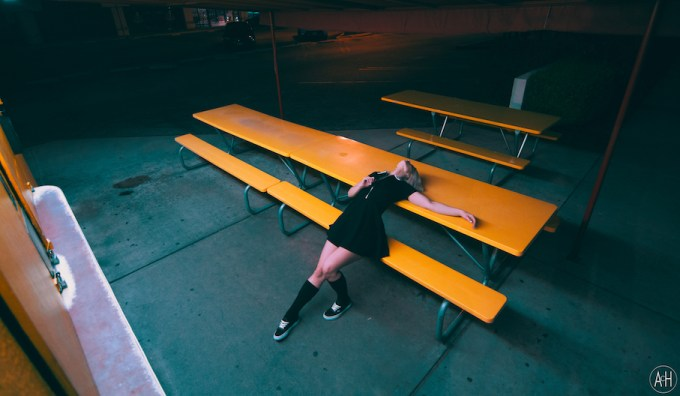 Wednesday Addams Dress - Los Angeles Blogger - Gypsy Warrior