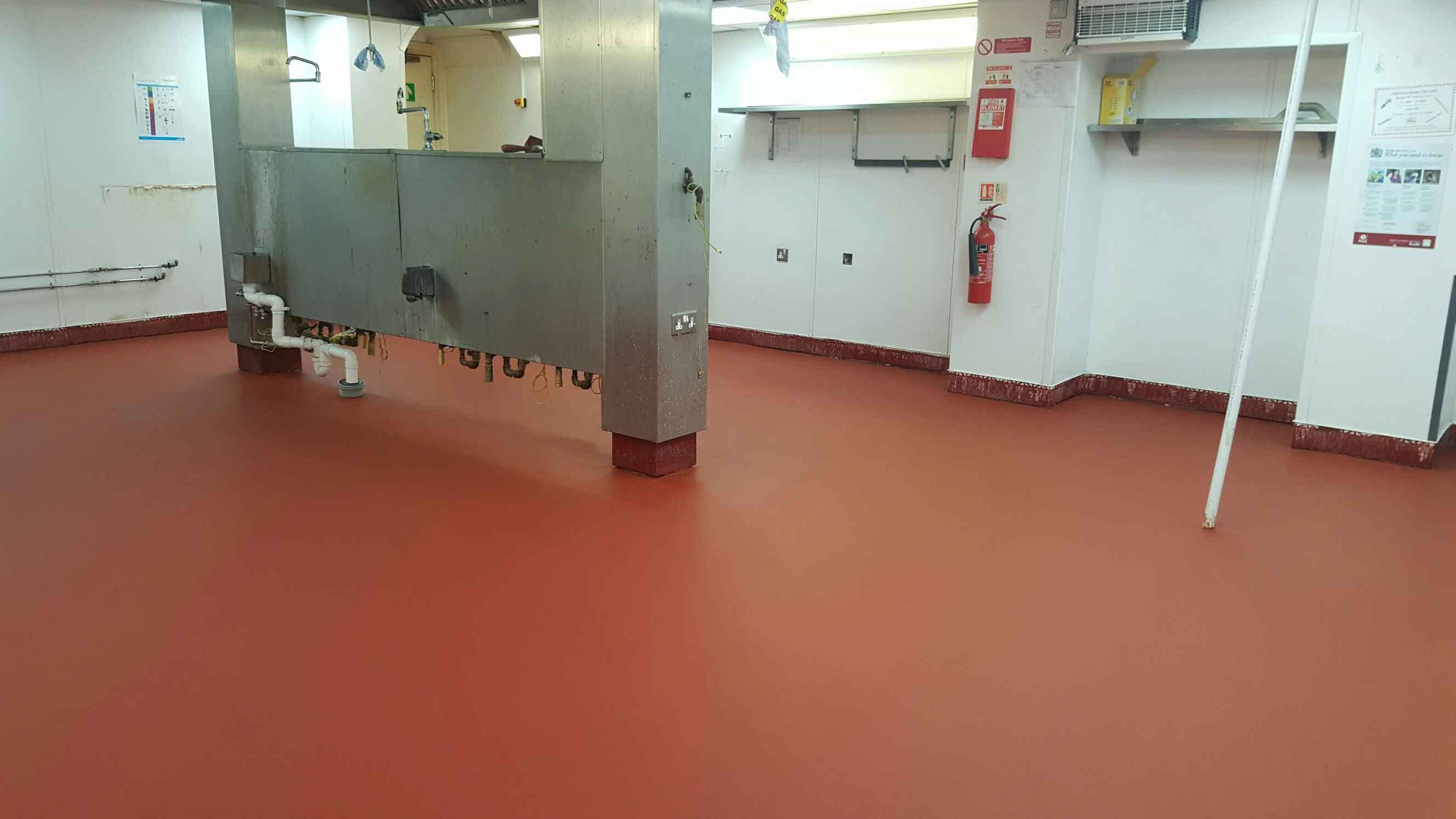 commercial kitchen flooring french cabinets 4 things you need to consider