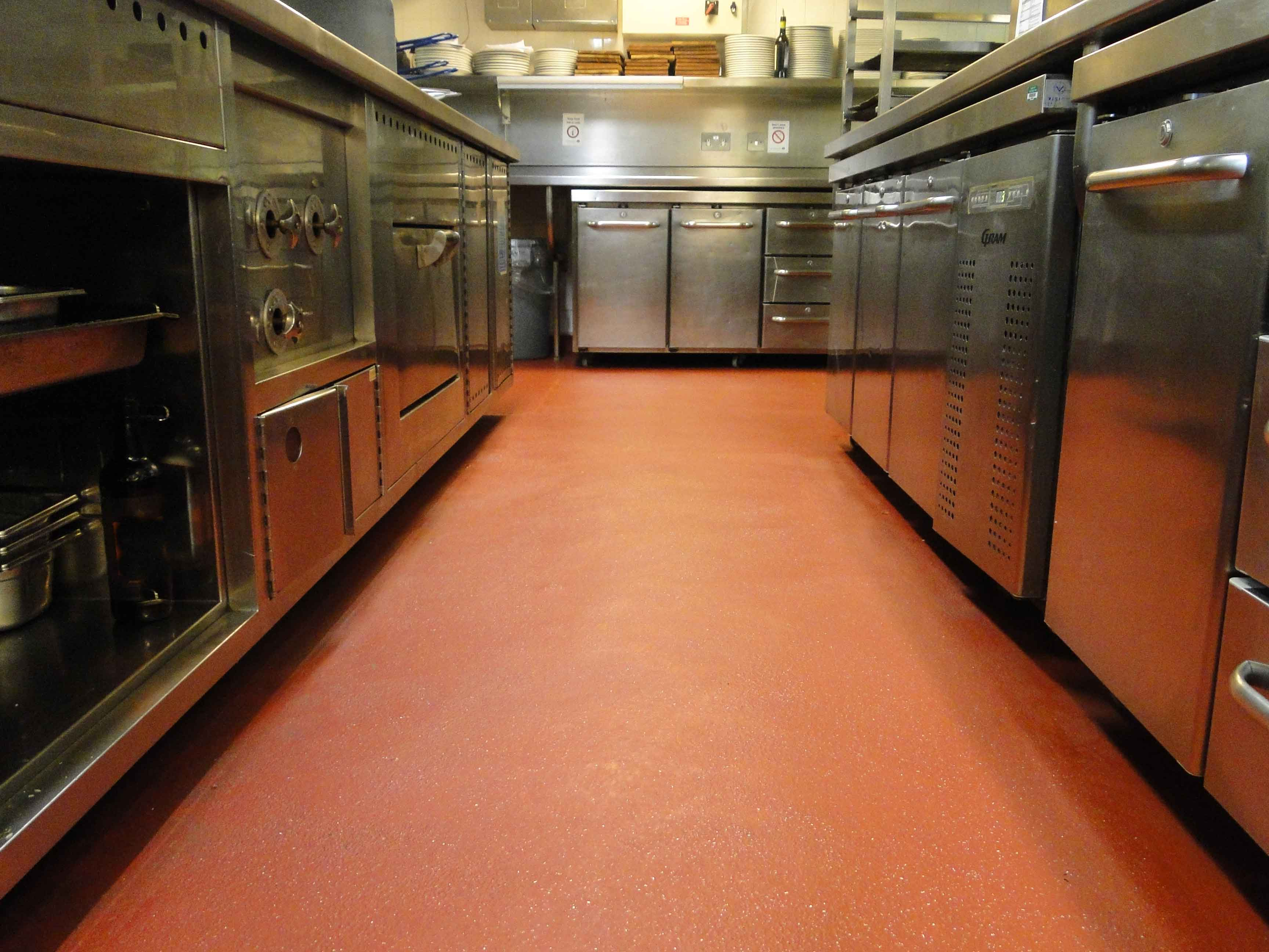commercial kitchen flooring bar with stools for more information on our options take a look at page