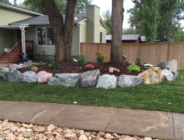 pricing creation landscaping