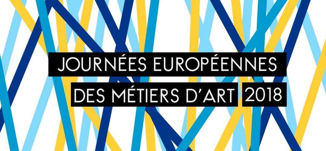 Creation Stéphane Pennec aux Journées Européennes des Métiers d'Art
