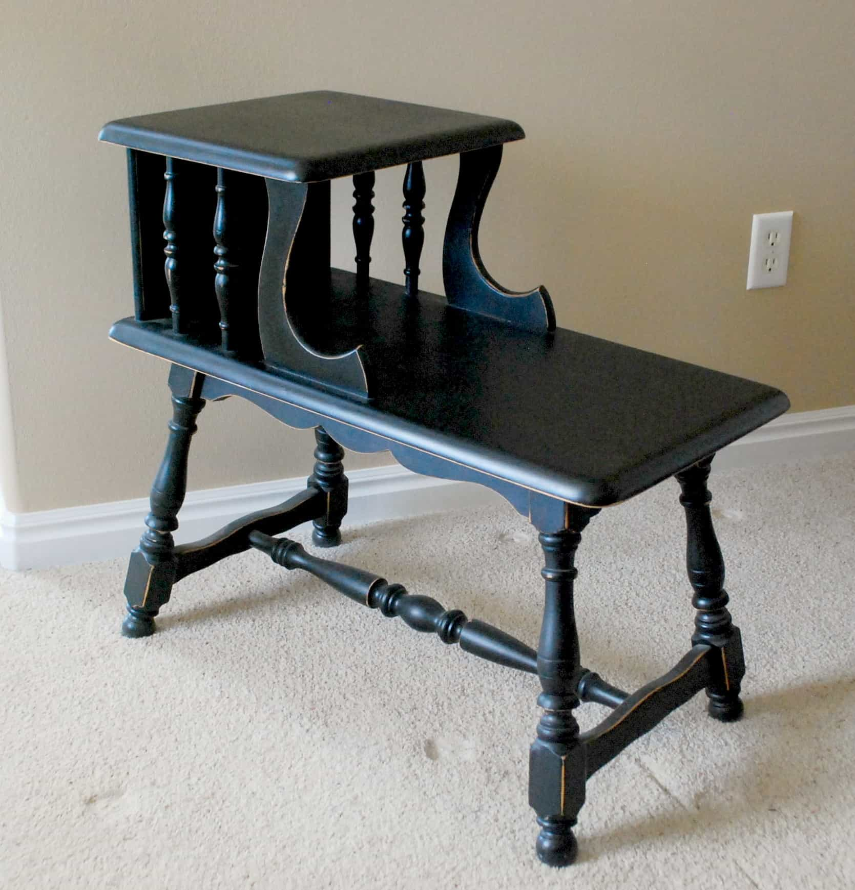 how to refinish wood chairs office chair gas lift cylinder replacement diy furniture refinishing spray paint style