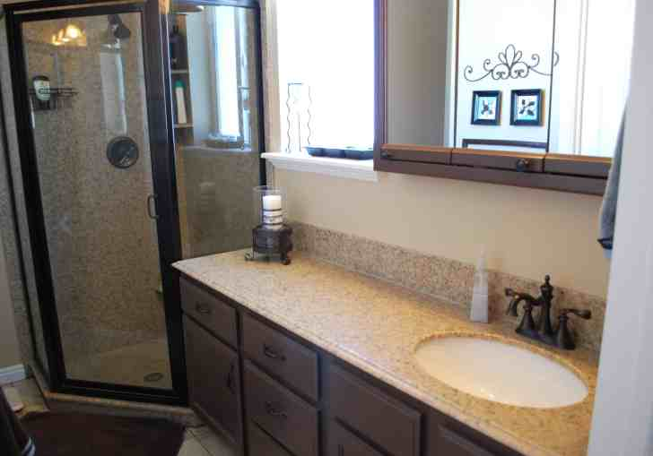 Bathroom Makeovers Images