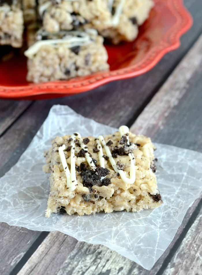 Oreo Rice Krispie Treats Creations By Kara