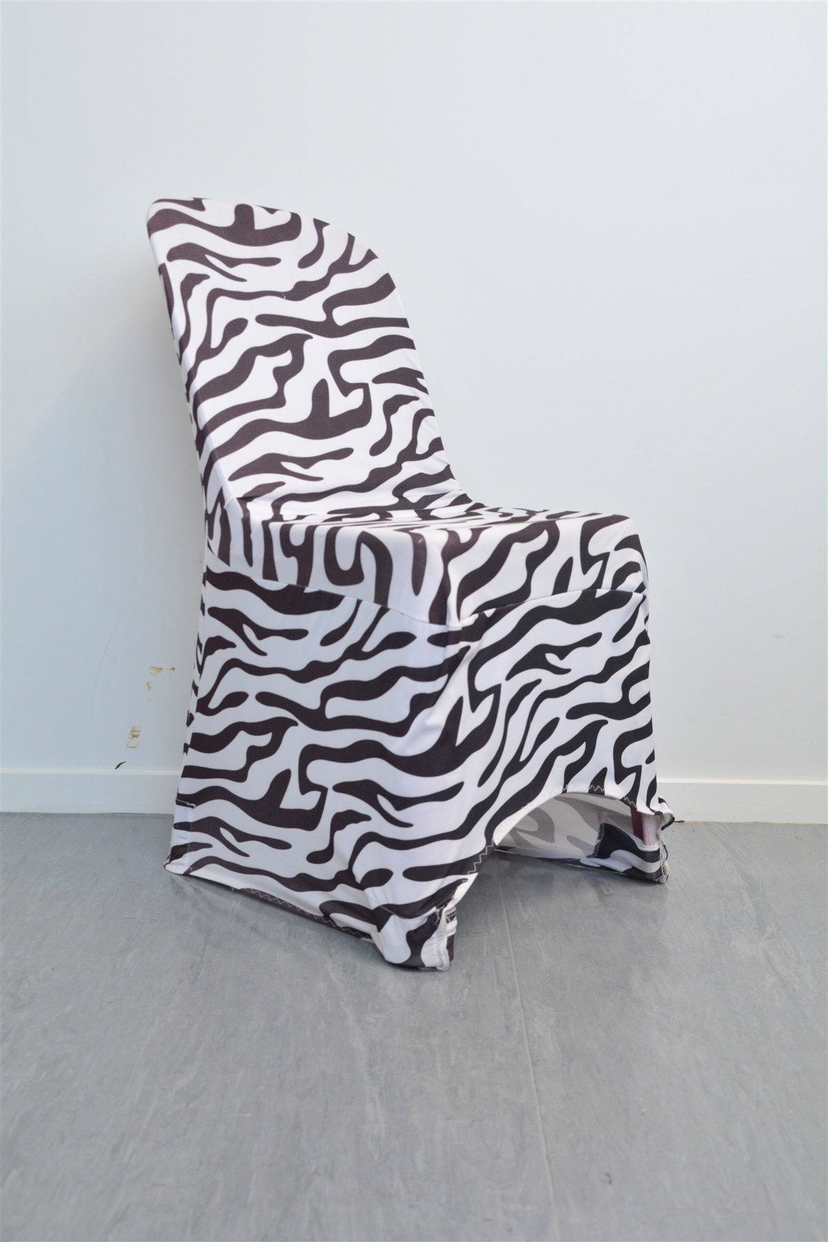 lycra chair covers nz olive green zebra print cover for hire creations by morris