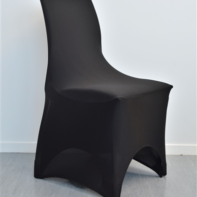 lycra chair covers nz dining seat spotlight for hire creations by morris linen single pleat cover white black
