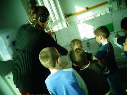 Enregistrements sons de salle de bain