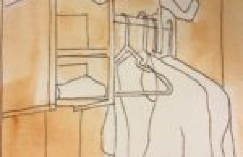 retreat clothes hanger