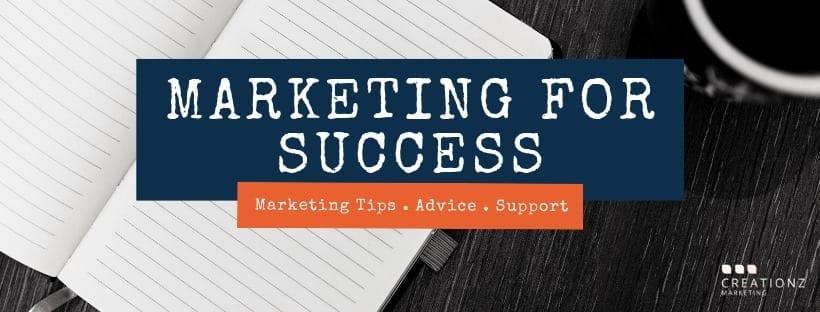 Marketing for Success Club - Facebook - Creationz Marketing