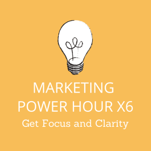 Creationz Marketing Power Hours x6, Marketing Support, Nottingham
