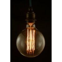 Edison Lightbulb Extra Large Round - Creative-Cables AU