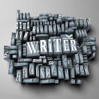 writer in type