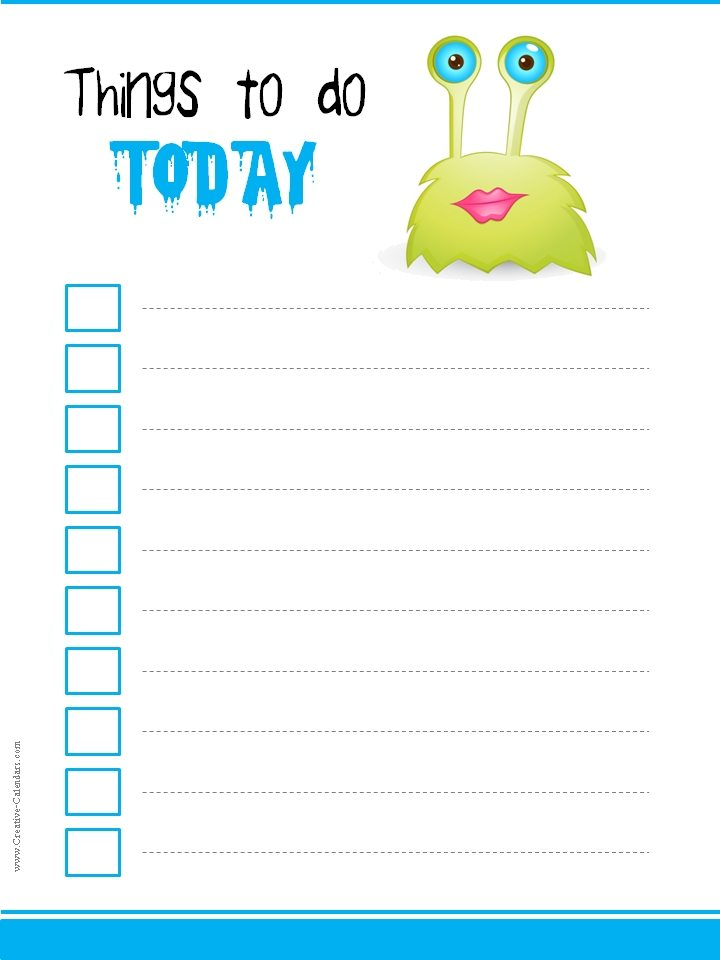 Cute Wallpaper Hello Kitty To Do List Template