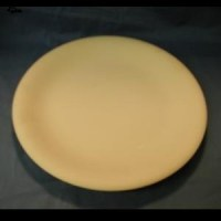 Ceramic Bisque Coupe Dinner Plate - Case of 12