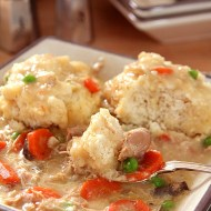 Old Fashioned Chicken Soup with Dumplings