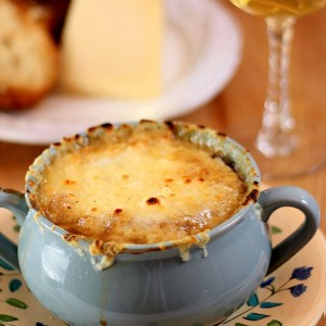 French Onion Soup from Famous & Barr