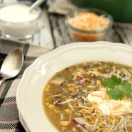 Green Chile Stew from Tocabe An American Indian Eatery