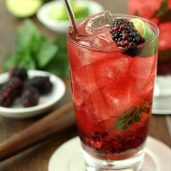 SOBE Blackberry Mojito Cocktail