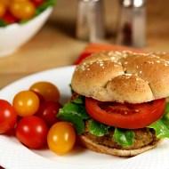 Tuna Dijon Burger