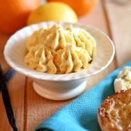 Citrus and Vanilla Bean Butter
