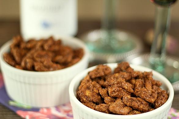 Cocoa, Cayenne and Espresso Roasted Walnuts | Creative ...