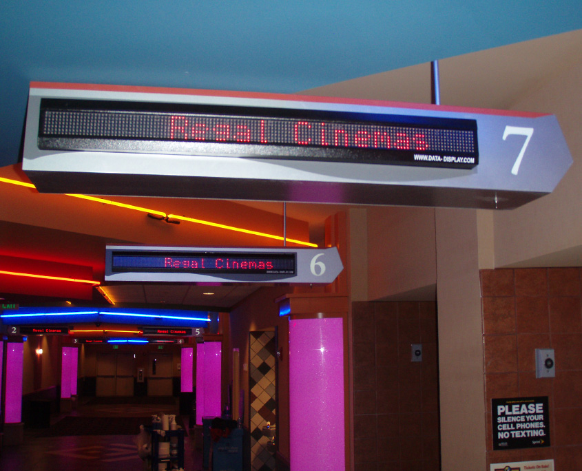 Regal Theater Movie Times