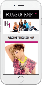 web design aberdeen house of