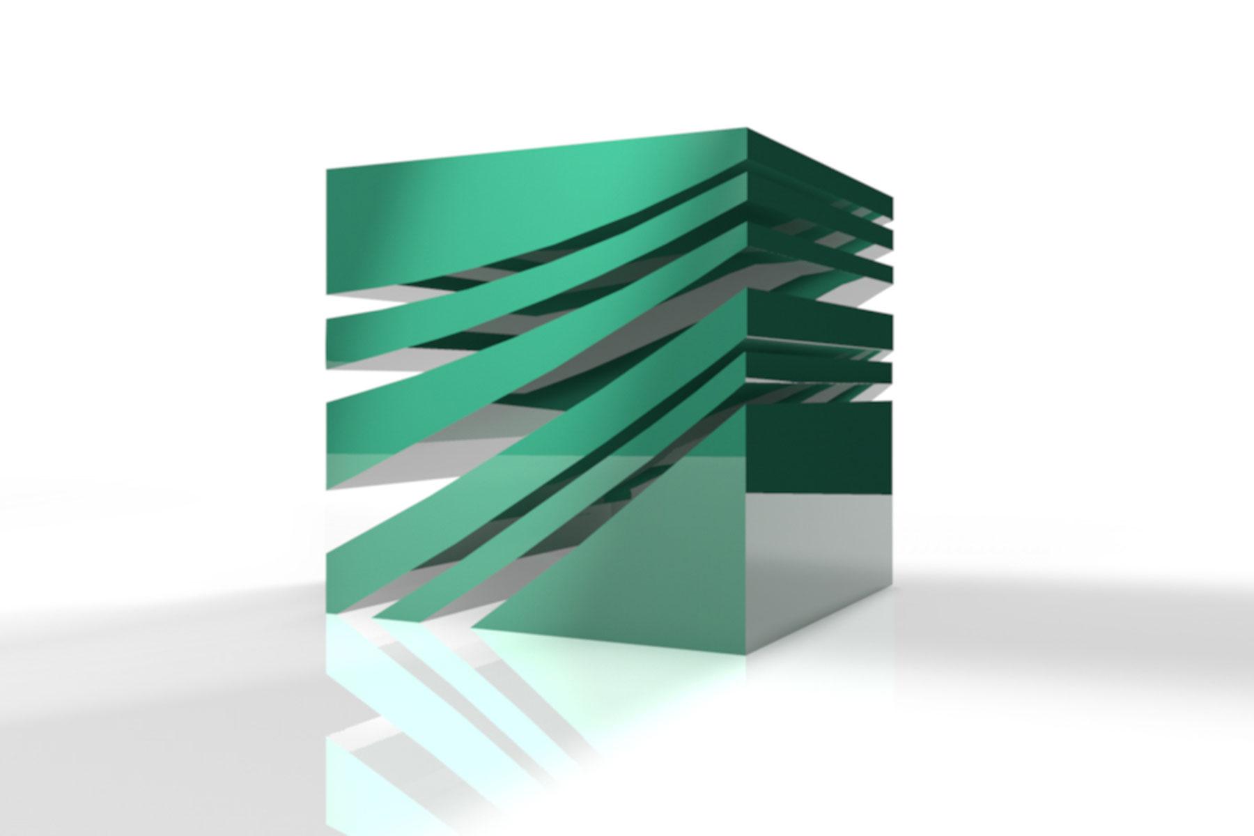 3D Logo | Fraunhofer EMB
