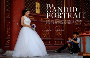 The Candid Portrait ebook cover