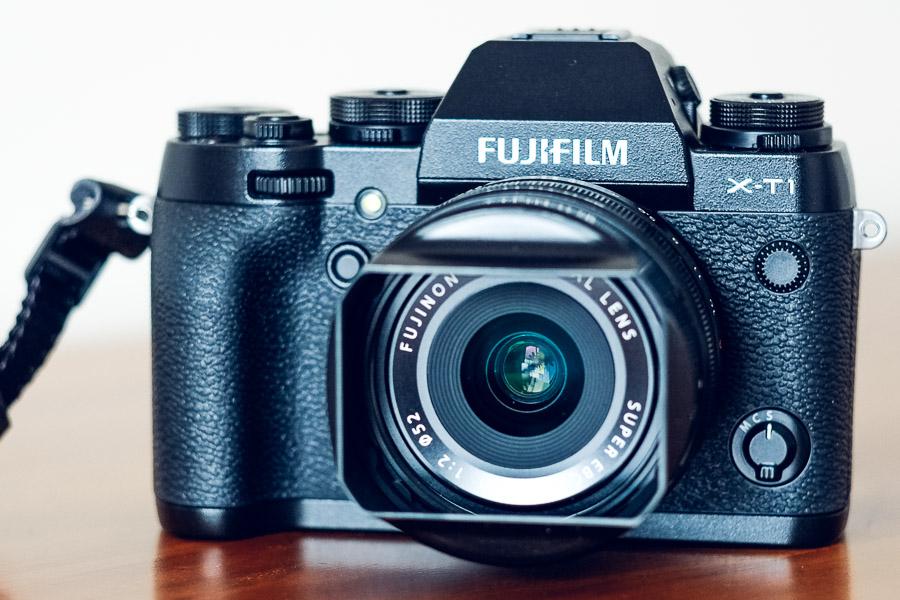 Fujifilm X-T1 camera