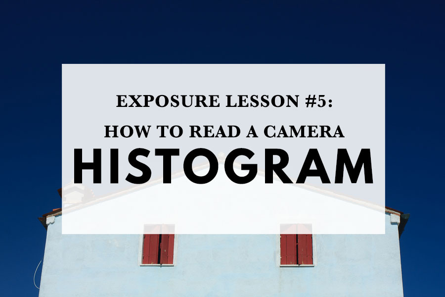 How to read a camera histogram