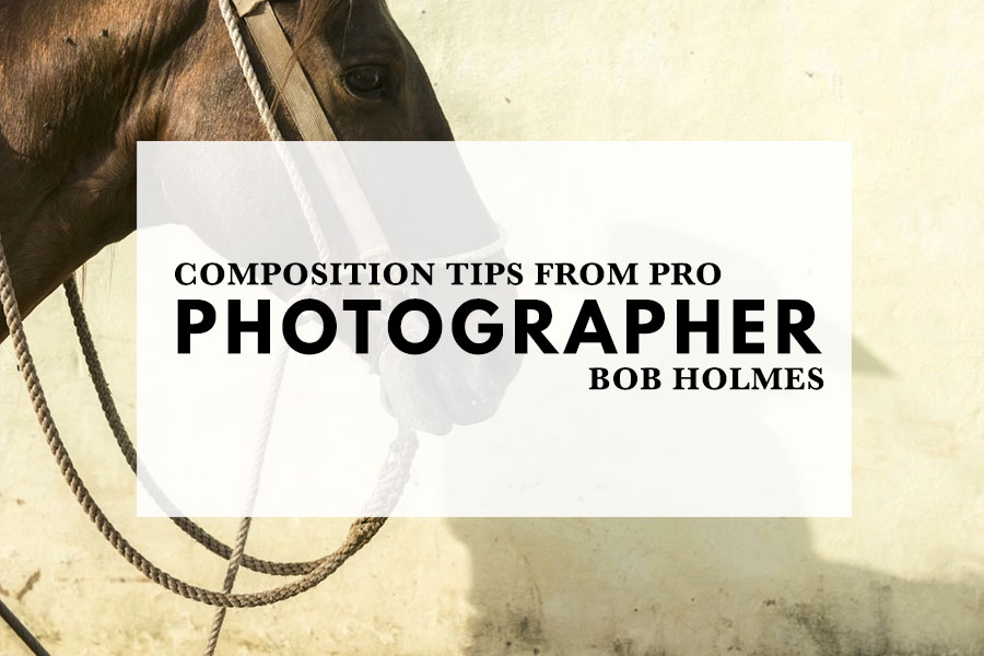 Composition tips from pro photographer Bob Holmes