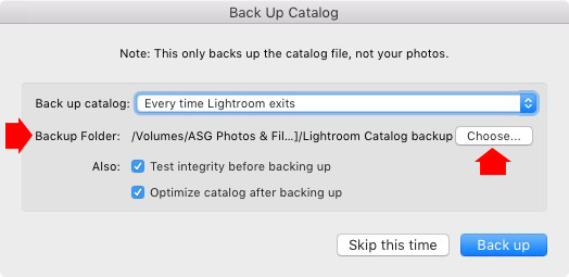 How to make Lightroom run faster