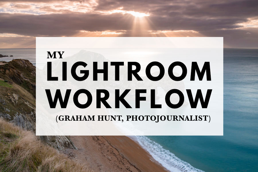 Lightroom workflow (Graham Hunt Photography)