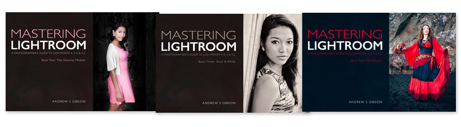 Mastering Lightroom Post-Production bundle