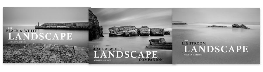 The Complete Black & White Landscape photography ebook