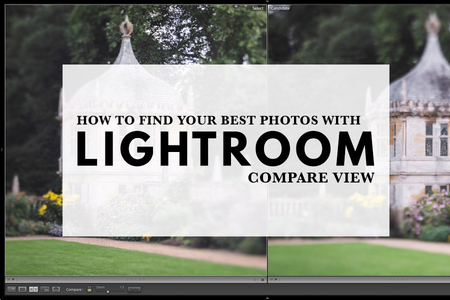 How to Find Your Best Photos With Lightroom Compare View