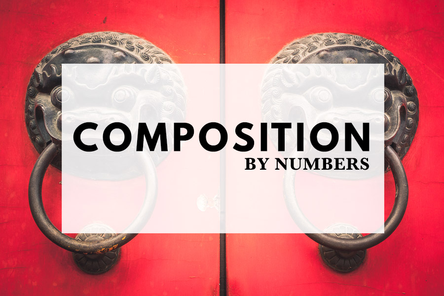 Photographic composition by numbers