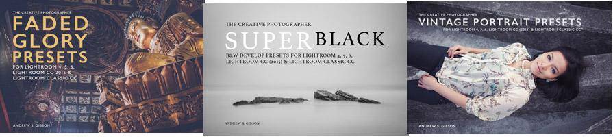 Creative Presets for Lightroom bundle